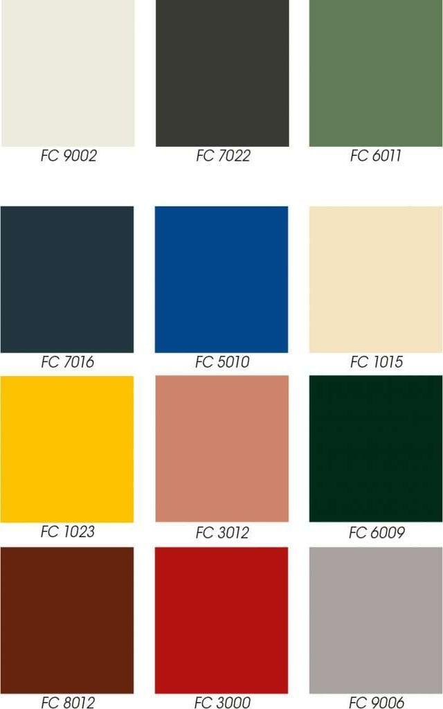 Frisomat Colours