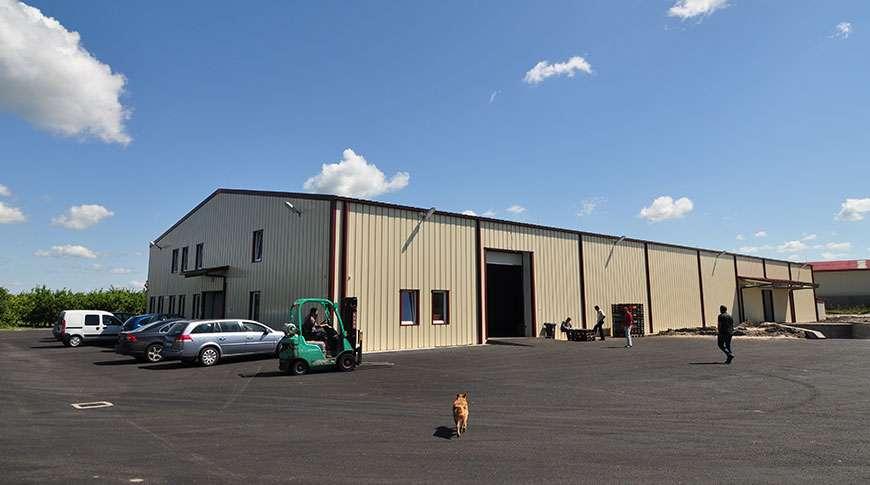storage vegetable buildings metal halls PESB