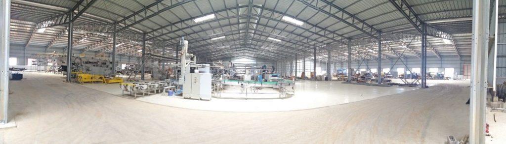 hvor man kan købe produktionshaller i Belgien