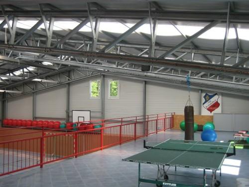 billige sportshaller