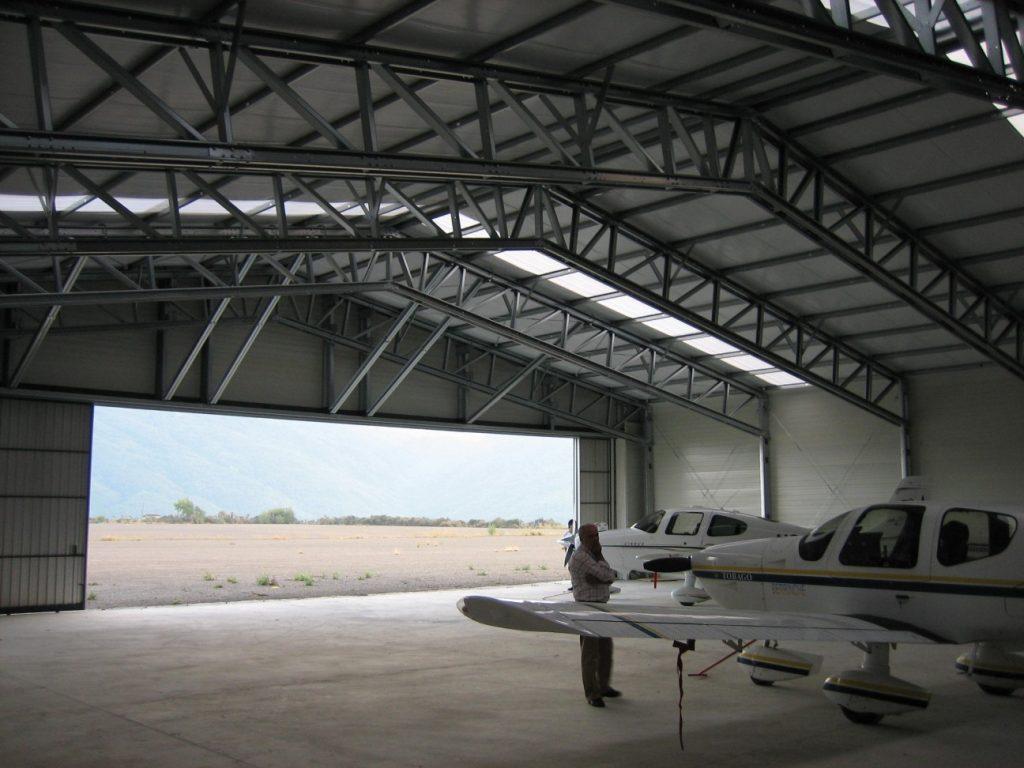 lager for luftfartøjer